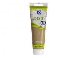 Peinture Déco 3D - jonc de mer - 120 ml