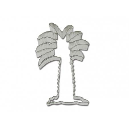 Biscuit cutter - big palm tree