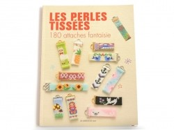 """Book - """"Les perles tissées - 180 attaches fantaisies"""" (in French)"""