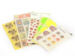 Pack Prix mini - Stickers