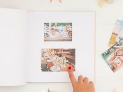 Album photos de mariage - anglais
