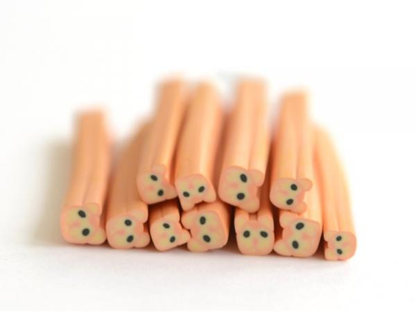 Acheter Cane petit singe orange en pâte polymère - 0,99€ en ligne sur La Petite Epicerie - 100% Loisirs créatifs