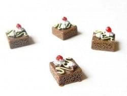 Cabochon brownie   - 2