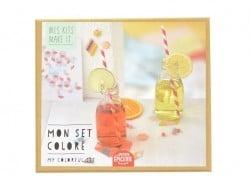 Acheter Kit MKMI - Mon Set coloré - DIY - 16,99€ en ligne sur La Petite Epicerie - 100% Loisirs créatifs