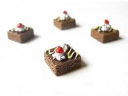 Brownie cabochon