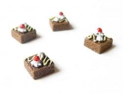 Cabochon brownie   - 5
