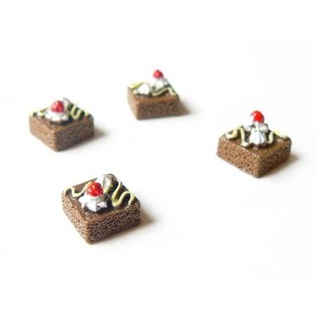 Acheter Cabochon brownie - 0,99€ en ligne sur La Petite Epicerie - 100% Loisirs créatifs
