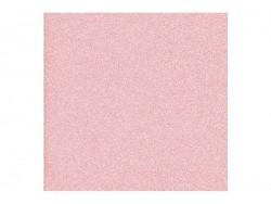 Scrapbookingpapier - rosa/Glitzer