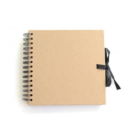 Acheter Petit album scrapbooking - kraft naturel - 15,90€ en ligne sur La Petite Epicerie - Loisirs créatifs