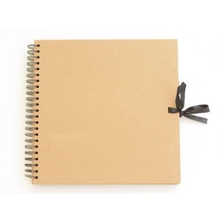 Acheter Grand album scrapbooking - kraft naturel - 17,90€ en ligne sur La Petite Epicerie - Loisirs créatifs