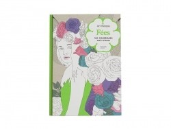 Colouring book - Fées (in French)