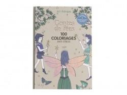 Colouring book - Contes de fées (in French)
