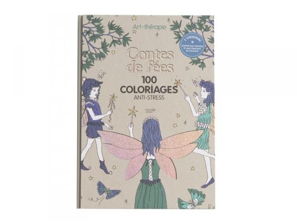 Livre de coloriage - Contes de fées