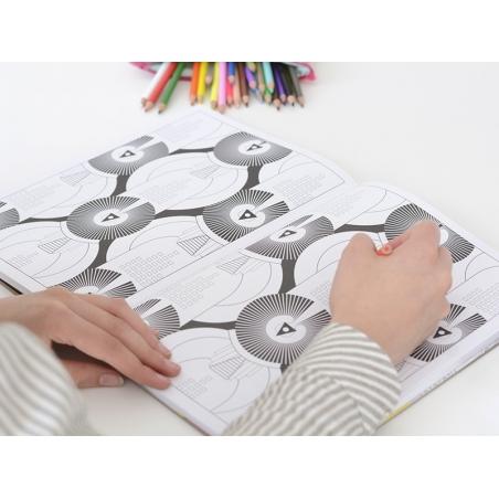 Acheter Livre de coloriage - Art déco - 12,90€ en ligne sur La Petite Epicerie - 100% Loisirs créatifs