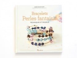 "Book - ""Bracelets perles fantaisie"" (in French)"