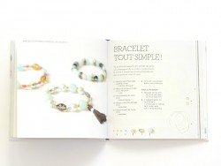 """Livre """"Bracelets perles fantaisie"""""""" Marabout - 3"""