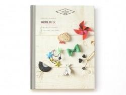 """Livre """"Broches"""" Hachette - 1"""