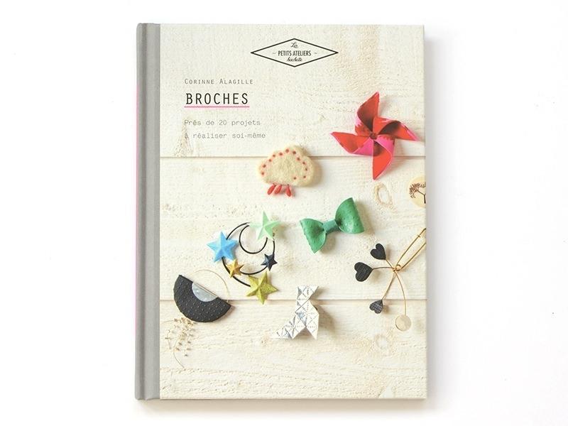 """Acheter Livre """"Broches"""" - 12,90€ en ligne sur La Petite Epicerie - Loisirs créatifs"""