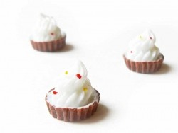 Cabochon Cake chantilly blanche  - 2