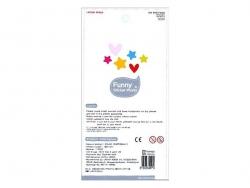 Acheter Stickers Coeurs multicolores - 2,29€ en ligne sur La Petite Epicerie - Loisirs créatifs
