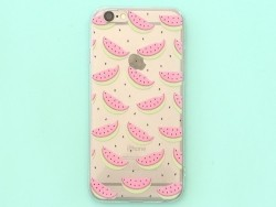 Acheter Coque Iphone 6/6S - Demi-pastèque - 9,90€ en ligne sur La Petite Epicerie - Loisirs créatifs