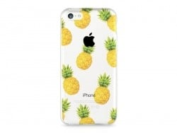 Coque Iphone 5C - ananas  - 1