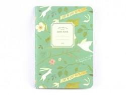 Acheter Petit carnet nature - vert - 3,20€ en ligne sur La Petite Epicerie - 100% Loisirs créatifs