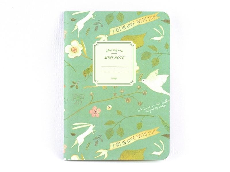 Acheter Petit carnet nature - vert - 3,20€ en ligne sur La Petite Epicerie - Loisirs créatifs