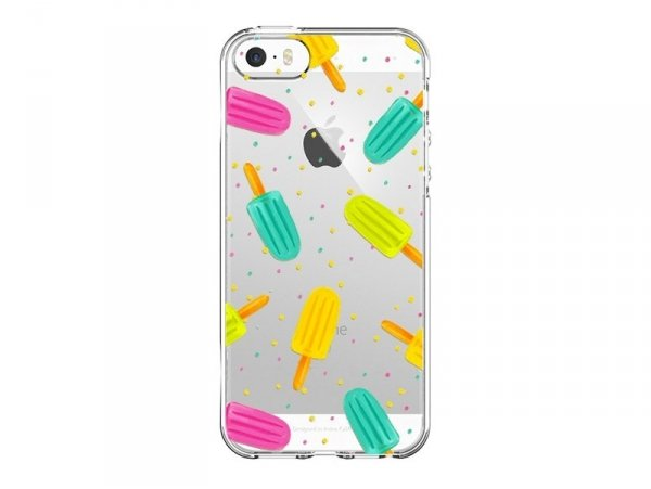 Coque Iphone 5/5S - Glaces