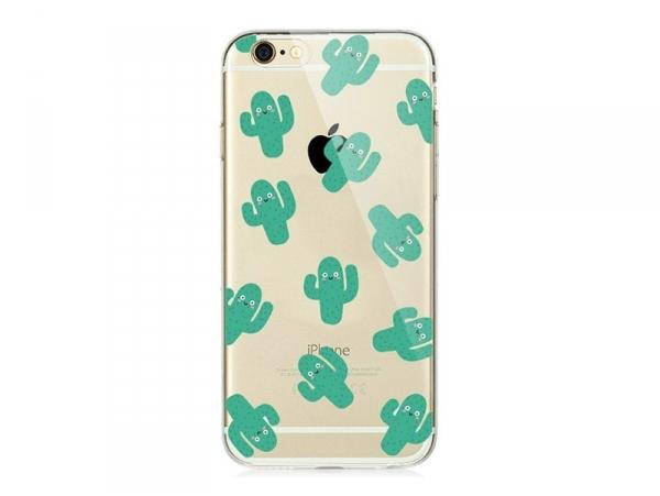 Coque Iphone 6/6S - Cactus mignons