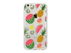 Coque Iphone 6/6S - Fruits exotiques  - 1