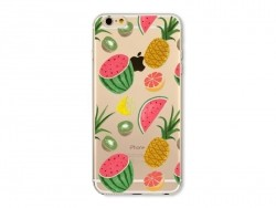 Coque Iphone 5 / 5S / 5SE - Fruits exotiques  - 1