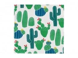 20 paper napkins - cacti