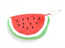 Small watermelon purse