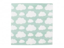 20 serviettes en papier - nuages My little day - 1