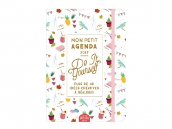 """2017 planner - """"Do It Yourself""""- La petite épicerie (in French)"""