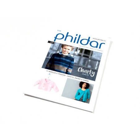 Mini-magazine Phildar n°648