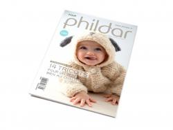 Minizeitschrift - Phildar Nr. 649 (auf Französisch)