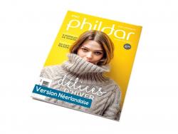 Mini magazine - Phildar no. 652 (in French)