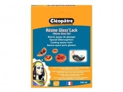 "Résine de glaçage ""Glass'Lack"" - transparent"