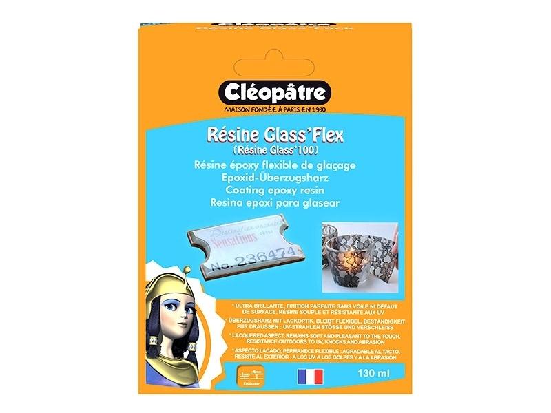 """Acheter Résine de glaçage """"Glass'flex"""" - transparent - 16,90€ en ligne sur La Petite Epicerie - Loisirs créatifs"""