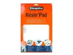 "Multifunctional mat for resin - ""Résin'Pad""  Cléopâtre - 1"
