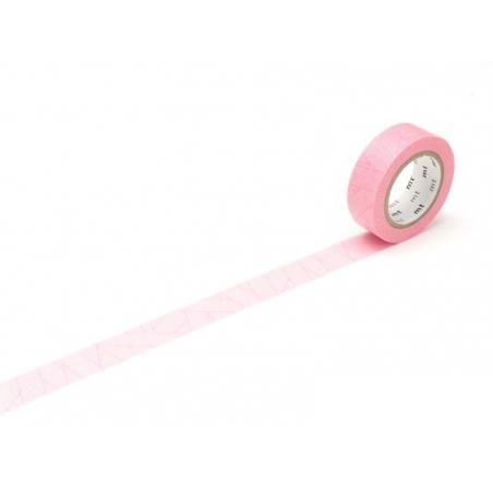 Patterned masking tape - red stripes Masking Tape - 1