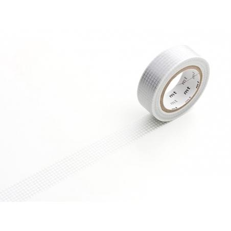 Masking Tape motif - carreaux argentés Masking Tape - 1