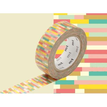 Masking Tape motif - block pink Masking Tape - 2
