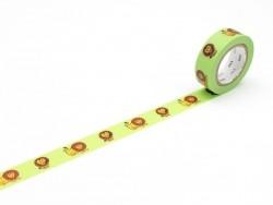 Masking tape à motifs - Lion Masking Tape - 1
