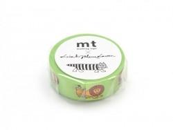 Masking Tape motif - Lion