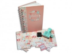 """Mon joli kit de papeterie"" (My beautiful stationery kit)"