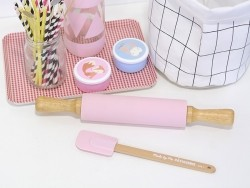 Rouleau à pâtisserie - rose