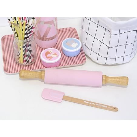 Acheter Rouleau à pâtisserie - rose - 18,90€ en ligne sur La Petite Epicerie - Loisirs créatifs